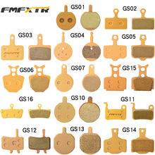 Bicycle Brake Pads 2pcs Disc All Metal Cycling MTB Bike Part Pads General Brake Cooling Xt /bb5/m355/m785/610 Cycling Parts yituo dfh180 tractor parts the brake shoes sets as picture showed part number