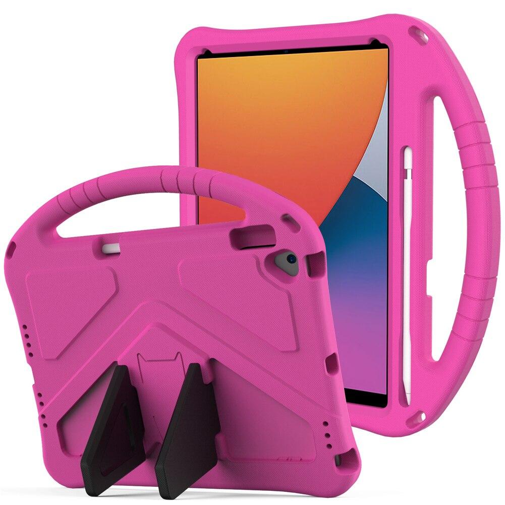 DarkCyan DarkCyan for iPad Air 4 Case 2020 A2316 A2324 EVA Safe Kids Handle Stand Tablet Case Cover