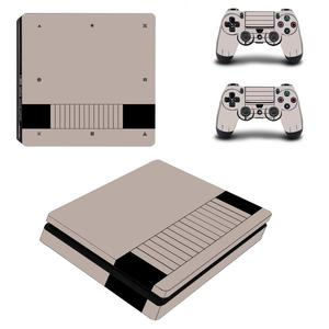 Image 5 - Blue LImited Edition PS4 Slim Skin Sticker Decal For PlayStation 4 Console & Controller PS4 Slim Skins