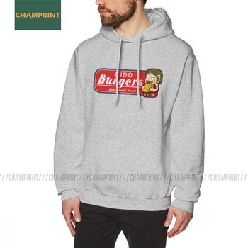 Alex Kidd Burgers Alex Kidd In Miracle World-sudaderas con capucha para hombre,...