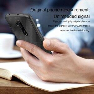 Image 5 - ل OnePlus 7T برو حافظة لهاتف One plus 8 NILLKIN قطعة بولي يوريثان سيليكون الرياضة نمط الغطاء الخلفي OnePlus 7 حافظة هاتف OnePlus 7 Pro