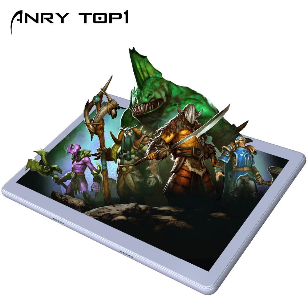 ANRY RS10 Android Tablet PC 10 Inch IPS Quad Core 4 GB RAM 32 GB Built-in Memory Dual SIM Cards 3G Phone Call