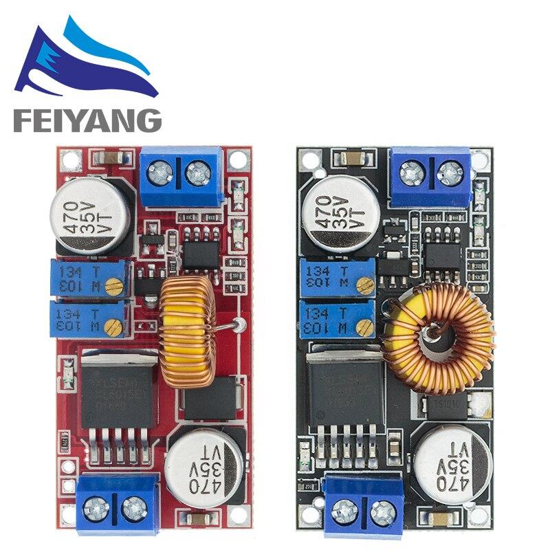 Module de charge de batterie au Lithium, XL4015 5A CC à CC CC CV, panneau de charge abaisseur, convertisseur de puissance Led, Module abaisseur XL4015 E1