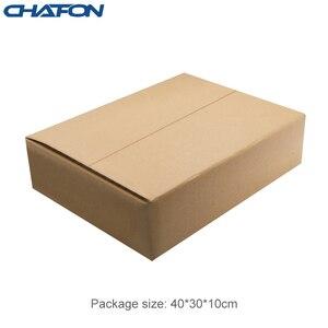 Image 5 - CHAFON lecteur rfid uhf, 10M, antenne circulaire 9dbi intégrée, prise en charge de la mise à niveau du micrologiciel pour stationnement de voiture, longue portée RS232 WG26, USB