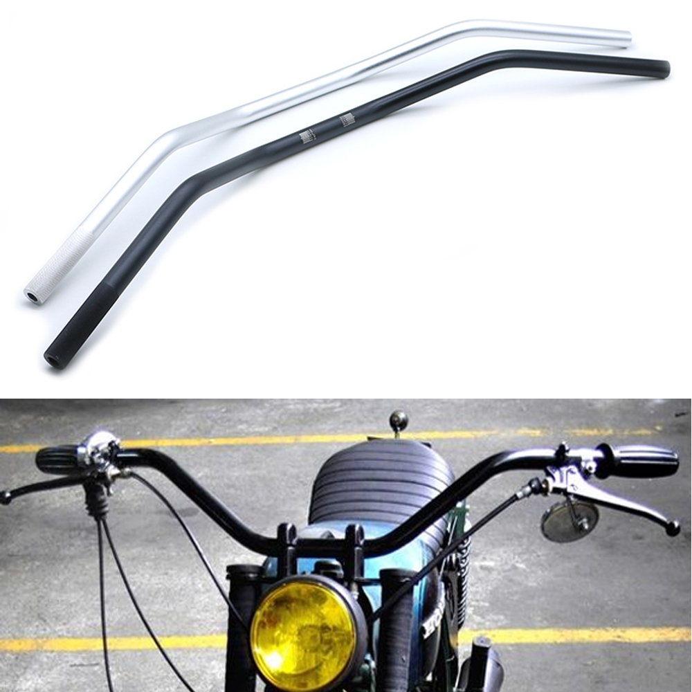 Manillar de motocicleta Universal de 22mm y 7/8