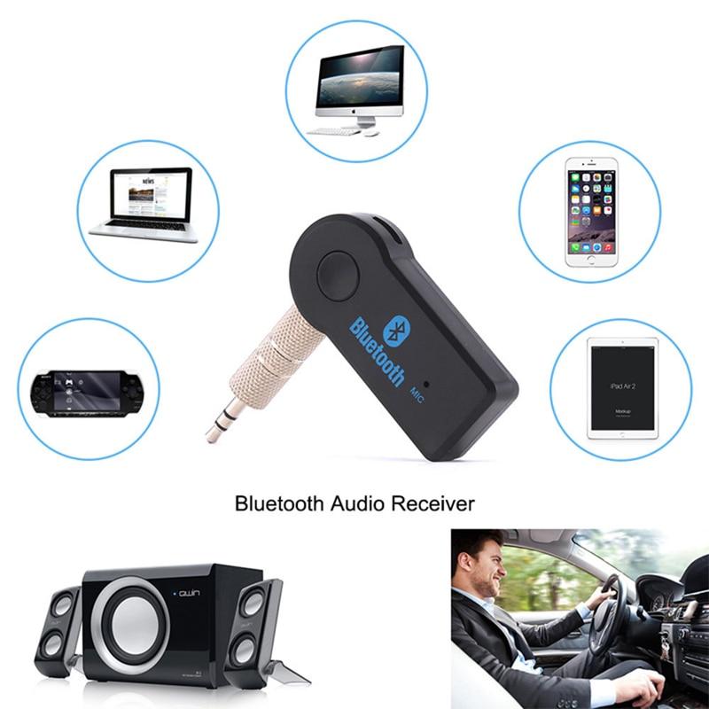 Bluetooth Receiver 5.0 aptX LL 3.5mm AUX Jack Audio Wireless Adapter for Car PC Headphones Mic 3.5 Bluetooth 5.0 Receptor 5