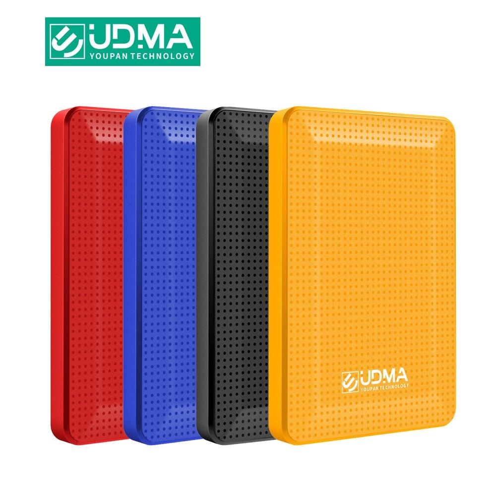 UDMA внешний жесткий диск USB3.0 HDD 120G 160G 320G 500 ТБ 2 ТБ HDD для ПК, Mac, планшета, Xbox, PS4, TV box 4 цвета
