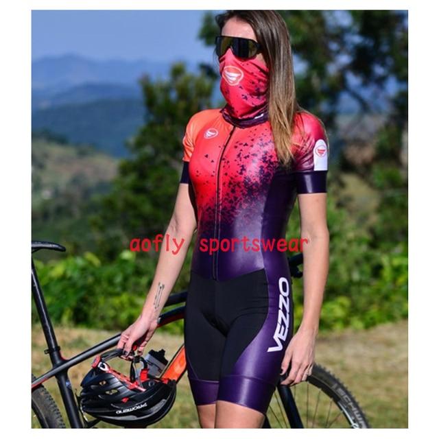 Xama vermelho das mulheres roupas de manga curta ciclismo triathlon terno roupas ciclismo conjunto skinsuit maillot ropa ciclismo macacão conjunto feminino ciclismo roupas femininas com frete gratis roupa de ciclismo 5