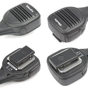 Image 5 - PMMN4013A 2 Spille Portatile Microfono Altoparlante MIC Per MOTOROLA Radio EP450 GP300 GP88s GP2000