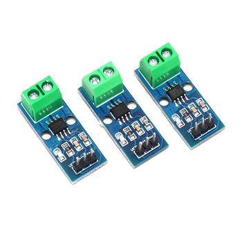 ACS712 moduł ACS712 5A 20A 30A moduł czujnika prądu Hall dla Arduino tanie i dobre opinie NoEnName_Null CN (pochodzenie) Hall Current Sensor Czujnik halla