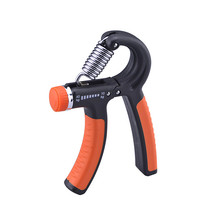 R-Shape Adjustable Hand Grip Strength Exercise Gripper with Counter Durable Hand