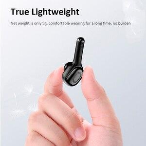 Image 4 - GOOJODOQ 5.0 écouteurs sans fil étanche TWS HiFi 6D stéréo Bluetooth casque avec double micro 3rd génération Auriculares
