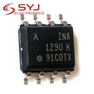 1pcs/lot INA129UA INA129U INA129 SOP-8 In Stock