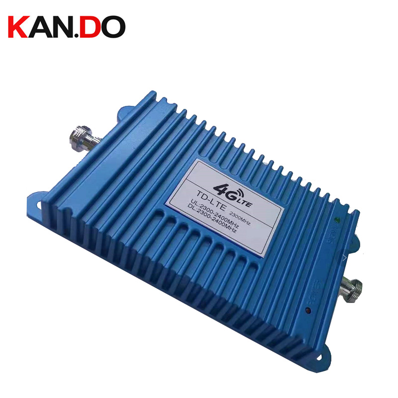 Special India 4G Band 40 Signal Booster 2300MHz 4G Repeater TDD 2300 Ampli 65dB AGC Cellphone Signal Amplifier 4G LTE 2300mhz