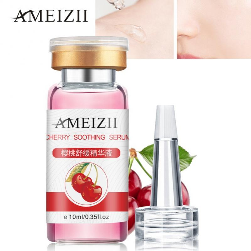 Cherry Hyaluronic Acid Essence Moisturizing Skin Care Hydrating Whitening Essence Firming Skin Beauty Face Serum Face Care TSLM2