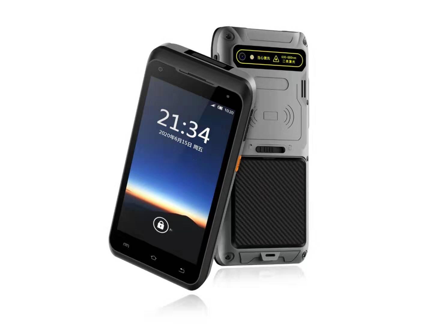 Terminal handheld da frequência ultraelevada rfid PL