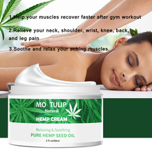 Hemp Oil 60ML Essence Face Cream