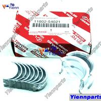 For TOYOTAI 2L 3L 5L Camshaft Bearing 11802 54021 Fit Toyoace Hi Luxe Hi Ace Van LY51 Diesel Engine Repair Parts