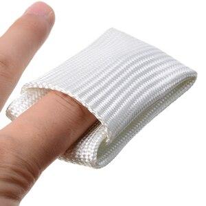 Image 5 - 1pc respirant TIG doigt bouclier thermique garde soudure gants de soudage Protection thermique pour soudeurs industriels