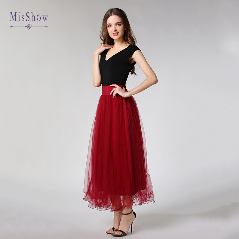2019 New In Stock Tulle Skirt Wedding Bridal Petticoat Underskirt Sexy High Low Wedding Accessories