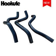 Performance Radiator Warm air  Silicone Hose Kits for SUBARU IMPREZA WRX STI GDB GGB 7-9 blue black and red