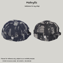[meltryllis] новая модная мягкая складная шапка помещика bongrace