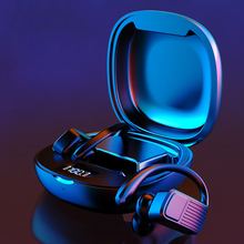 Wireless Bluetooth Earphone with Microphone Sports Waterproof Wireless Headphones Headsets Touch Con