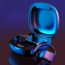 Wireless Bluetooth Earphone with Microphone Sports Waterproof Wireless Headphones Headsets