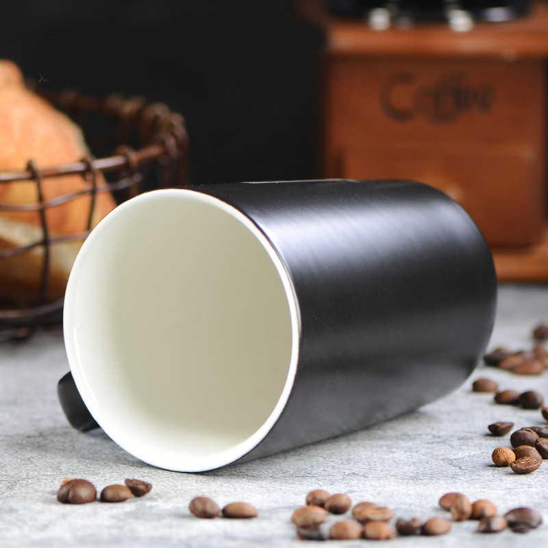 Anime Naruto Keramik Kaffee Milch Tasse Carving Hokage Becher & Abdeckung & Löffel Wasser Tee Uzumaki Naruto Drink Halloween Geschenke neue