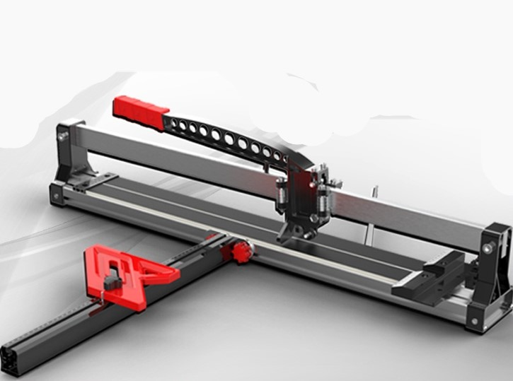 Tile Cutter Push Knife Manual Floor Artifact High Precision High Power 800 1000 1200 Cutting Floor