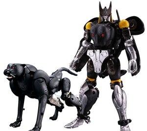 Новый TKR трансформация MP-34S MP34-S пантера чудовище войны BW фигурка Робот Игрушки с коробкой