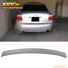 Fit For 2002-2005 Audi A4 B6 Sedan Abt Style #Ly7G Painted Trunk Spoiler