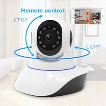 2MP Home Security IP Camera HD 1080P  Wireless Smartt Mini PTZ Audio Video Camara CCTV Wifi Night Vision IR Baby Monitor