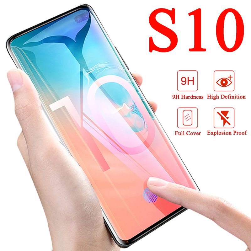 Защитная броня для Samsung Galaxy S 10 Plus S10E Защитная пленка для экрана для Samsumg s10E Light S 10 5G 10S S10Plus не стекло