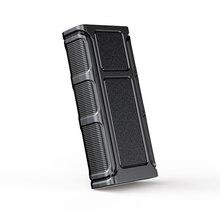 Мини-автомобиль аварийный старт мощность черный портативный фаст зарядка пусковое устройство автомобиля светодиодный свет температура защита для 12 В автомобиля