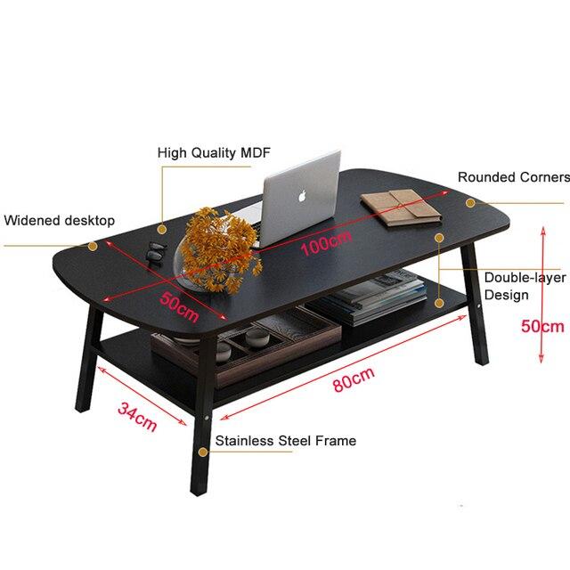Wood Coffee Table 6