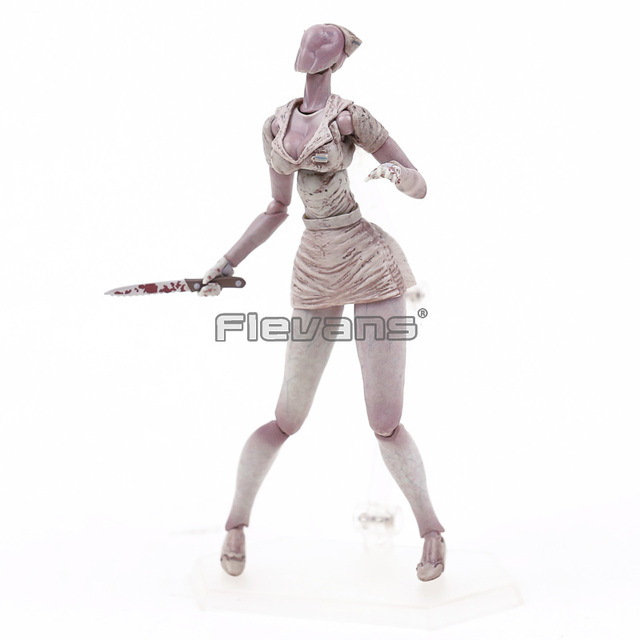 Figma SP055 Silent Hill Red Pyramd Thing / SP061 Bubble Head Nurse PVC Action Figure Collectible Model Toy 6