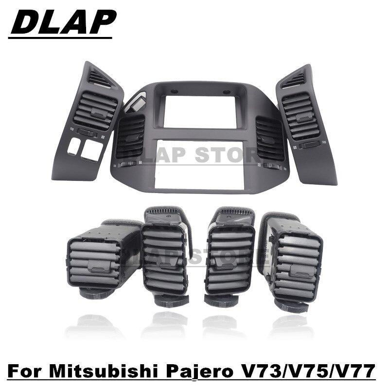 Auto AC Klimaanlage Vent Outlet Für Mitsubishi Für Pajero V73 V75 V77 Für Montero