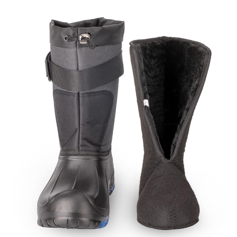 Men Snow Insulated All Weather Boots