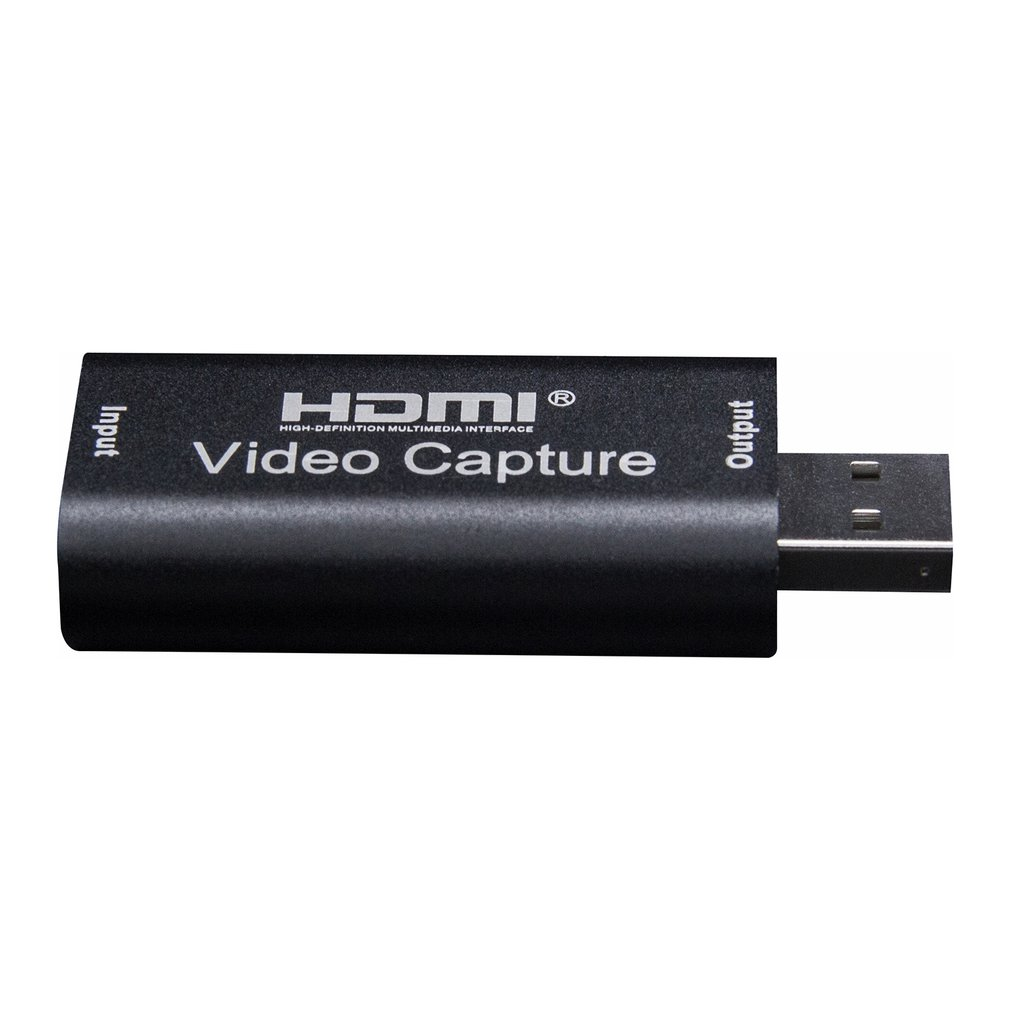 USB2.0 HDMI capture card supports OBS Live recording box Adapter card HD capture Teaching recording imaging 5