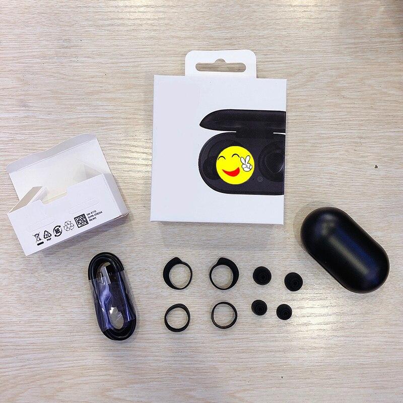 Наушники спортивные бутоны HD звук наушники вкладыши беспроводные наушники без шнура наушники для samsung Galaxy R170 bluetooth гарнитура - 5