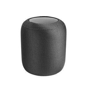 Чехол для хранения Защитный чехол для Apple Homepod Bluetooth динамик (темно-серый)