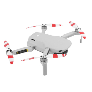 Image 5 - 8 Pcs/4 Pcs Mavic Mini Propellers 4726F Voor Dji Mavic Mini Drone Vervanging Propellers Opvouwbare Quick Release Accessoires