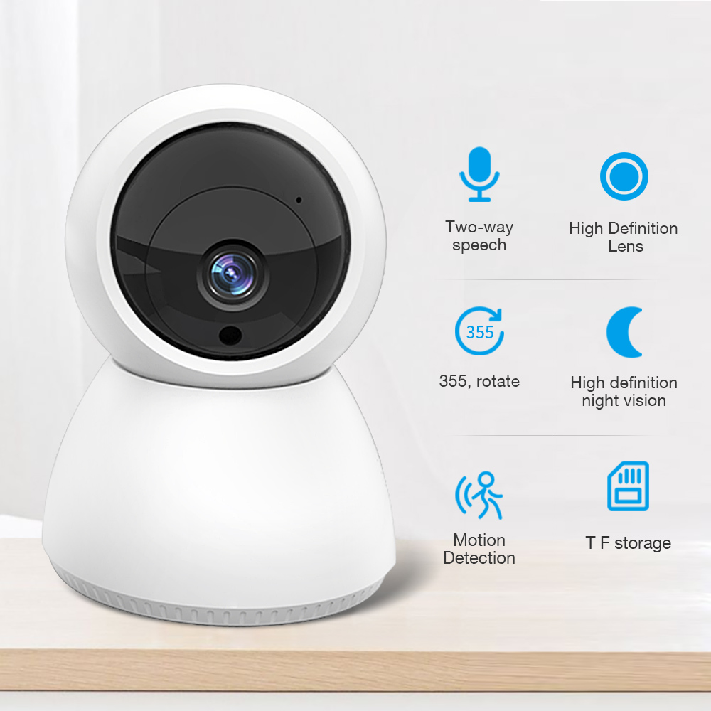 1080P PTZ home security wireless cctv camera Home Appliances Smart home
