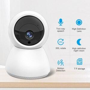 FEISDA wifi camera 1080P PTZ home security wireless cctv camera Audio Record Surveillance Baby Monitor mini IP Indoor Camera(China)