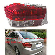 For HONDA ACCORD CITY 2009 2010 2011 GM2 GM3 MIZIAUTO Rear Tail Light taillights assembly Replacement Brake Lamp Warning