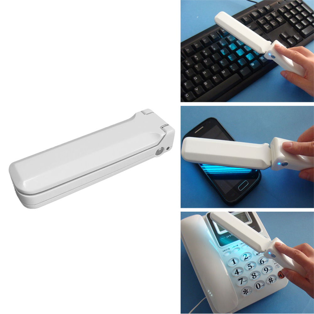 Ultraviolet Cleaning Lamp Collapsible Portable Mobile Household Mite Personal Care Supplies Personal Care Ultraviolet Lamp