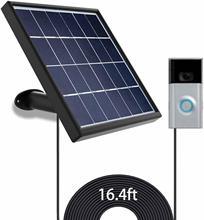 링 비디오 용 솔라 패널 Doorbell 1(1 세대) 2016 방수 충전 5 V 3.2W (최대) 출력