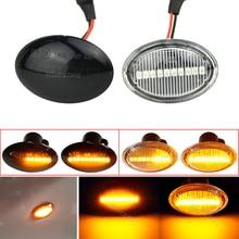Repeater Seite Marker Lampe Dynamische LED Blinker Licht Für Fiat 500 Ford KA Lancia Lybra Ypsilon Maserati GranCabrio Granturis