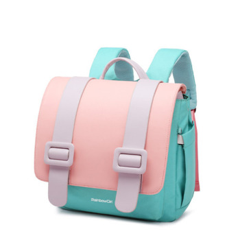 2020 New Popular Campus School Bags Children Candy Color Backpacks For Primary Student Girls Bag Kids Schoolbag Backpack Mochila kids backpacks lovely school bags for girls primary school student satchel mochila children printing backpack rucksack schoolbag
